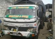 Lindo camion de 5 ton placa pichincha hino fb, contactarse.