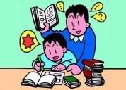 Clases tutor o nivelación profesor de matemática