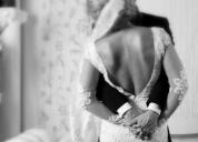 Servicios de fotografía profesional bodas