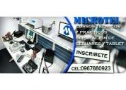 Oportunidad!. curso tecnico y practico de reparación de celulares y tablet