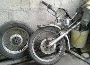 Excelente moto jialing jh150e tipo harley para repuestos
