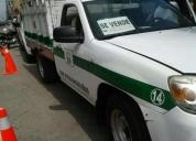 Excelente camioneta c/s mazda bt50 2011