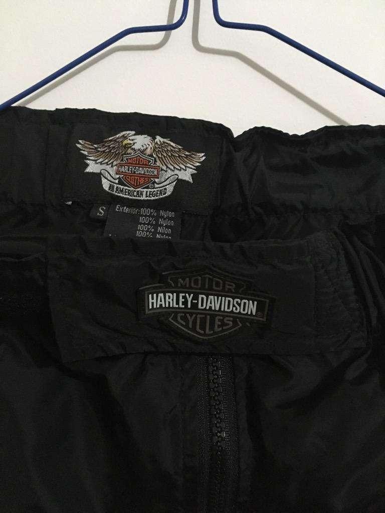Excelente Pantalón Térmico HarleyDavidson