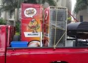 Alquilo camioneta