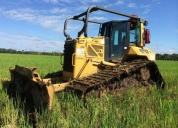 Venta de tractor caterpillar d6n lgp