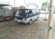 Vendo de urgencia furgoneta mazda del 95