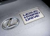 Autos hibridos reparaciÓn mantenimiento lexus toyota, contactarse!
