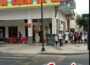 Vendo restaurante negocio