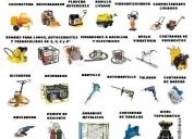 Alquiler de concreteras compactadores vibradores rodillos