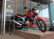 moto de paseo motor 150 marca oromoto. aprovecha ya!