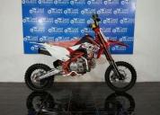 Excelente moto axxo pit bike sxs 160