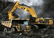 Excelente excavadora cat 320cl del 2007 matriculada