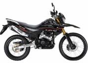 Oportunidad! motocicleta axxo iron road 250