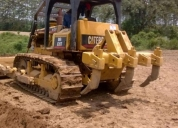 Vendo tractor d6d caterpillar con ripper,contactarse.