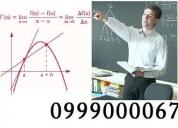 Matemática y física para profesoras.