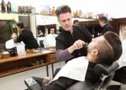 Necesito profesor hombre de barberÍa