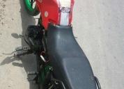Vendo moto sukida 150, contactarse.