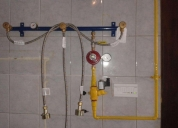 Sistema de gas centralizado instalacion mantenimiento