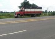Dispongo camion para trasporte