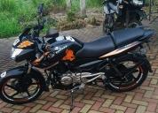 Motocicleta pulsar 135,contactarse.