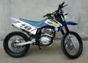 Excelente moto axxo trx 200