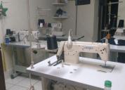 Tengo un taller con todas las maquinas. contactarse.