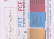 InglÉs preparaciÓn pruebas internacionales, personalizado