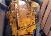 Oportunidad! motor caterpillar 3126e