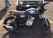 Excelente moto bajaj nueva bóxer personalizada