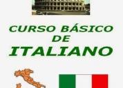 Aprende italiano de manera sencilla, contactarse.