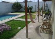 Excelente casa de 6 habitaciones con piscina privada