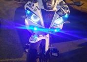 Excelente moto ninja deportiva