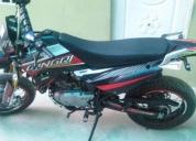 Venta de excelente moto qingqi