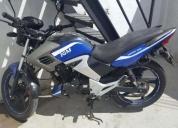Vendo hermosa moto como nueva,contactarse