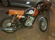 Vendo excelente moto full tuneada
