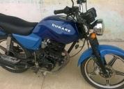 Vendo excelente moto dukare 150