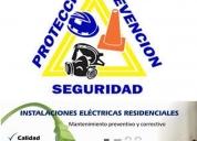 Trabajos electricos. oportunidad!.