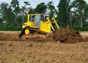 Tractor caterpillar d6g pantanero. contactarse.