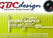 Diseñador gráfico web  audiovisual, contactarse.
