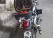 Vendo excelente moto tekno 250cc