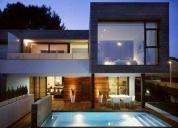 DiseÑo y construccion de arquitectura moderna,  contactarse.