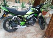 Linda moto nueva bonita barata, contactarse.