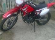 Vendo sukida motor 200