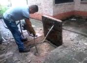 Destapes mantenimiento y reparacion de caÑerias