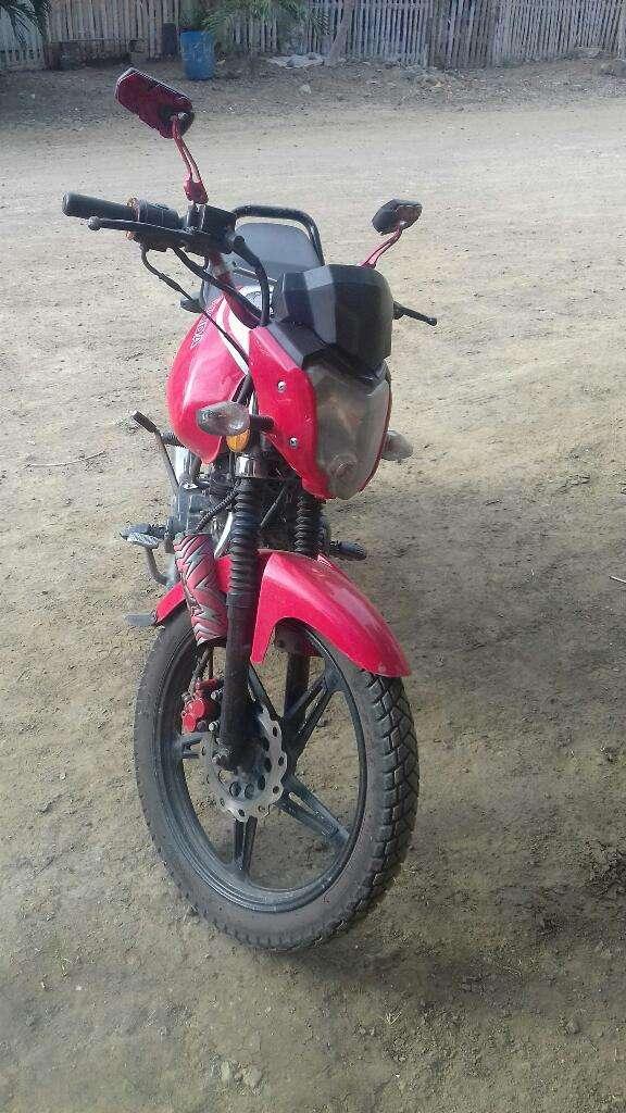 Vendo Moto Zukida