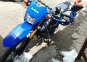 Excelente moto tundra bros 200
