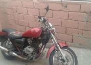 Vendo excelente moto sinski 200