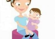 Servicio exclusivo de niñera y cuidado de niños