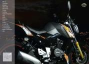 Vendo motocicletas