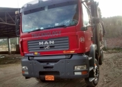 Excelente camion mula man